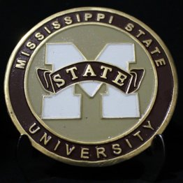 Coaster - Mississippi State University 1