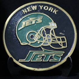 Coaster - New Yorg Jets