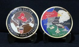 Operation Iraqi Freedom Coin 2