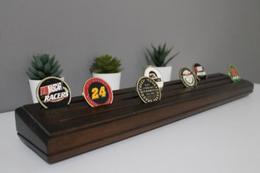 Large - 3 Row Coin Holder